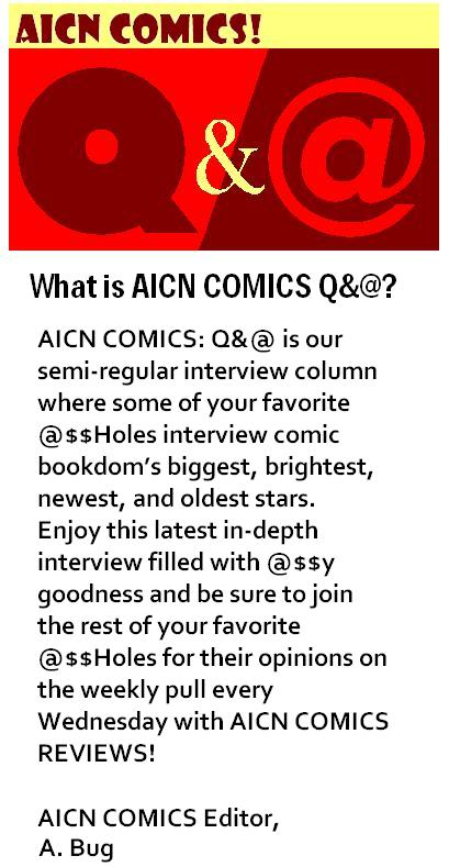 Aicn Comics Q Johnny Destructo Talks With Rick Remender About The Last Days Of American Crime