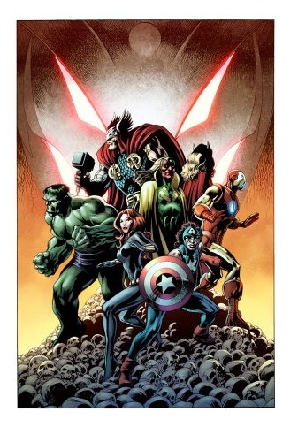 AICN COMICS Reviews: AVENGERS: ULTRON FOREVER! SOUTHERN BASTARDS! X