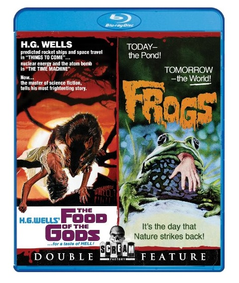 Aicn Horror Looks At Let Us Prey Frogs Sisterhood Of Night