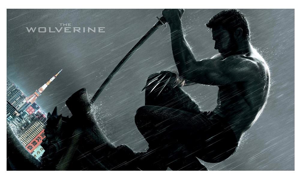 Ambush Bug Goes Berserker On The Wolverine