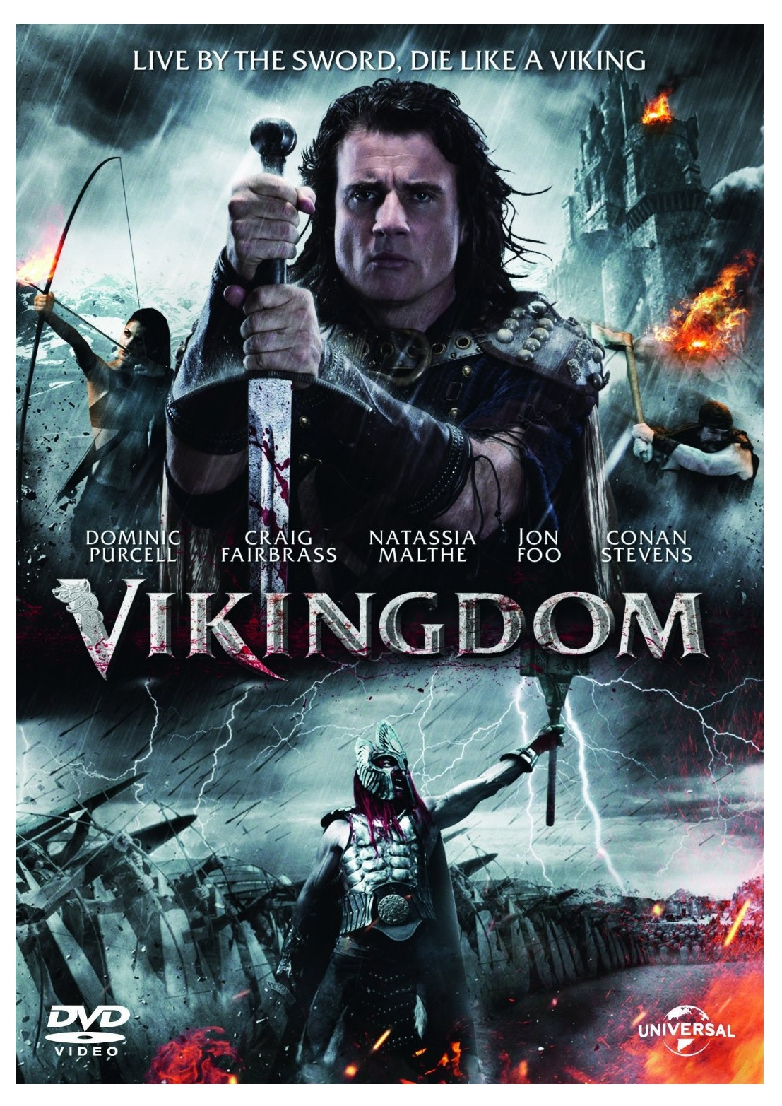 Download Film Vikingdom 2013