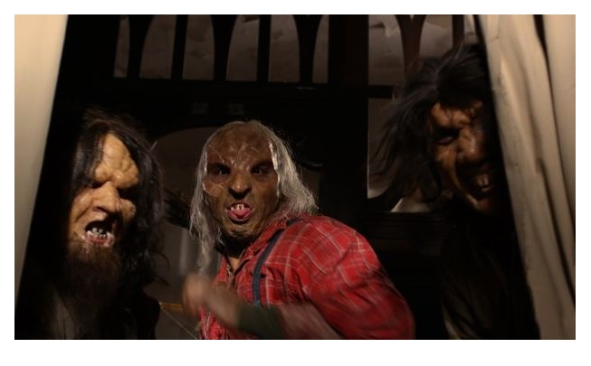 AICN HORROR looks at V/H/S VIRAL! EXISTS! WRONG TURN 6: LAST